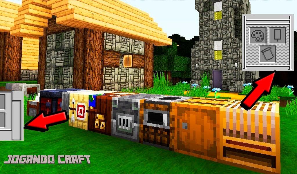 Minecraft Mesa de Flecha, jogando craft, baixe minecraft, jugar minecraft