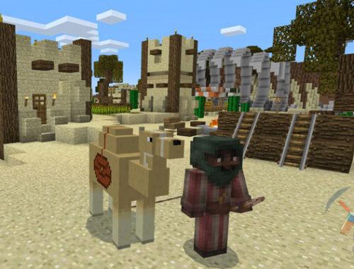 Minecraft Camel Mod, jogando craft, baixe minecraft, jugar minecraft