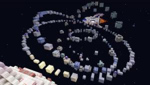 Minecraft Meteor Miners 2, jogando craft, baixe minecraft, jugar minecraft