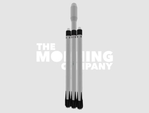 SpaceX Falcon 9 Rockets Addon, minecraft
