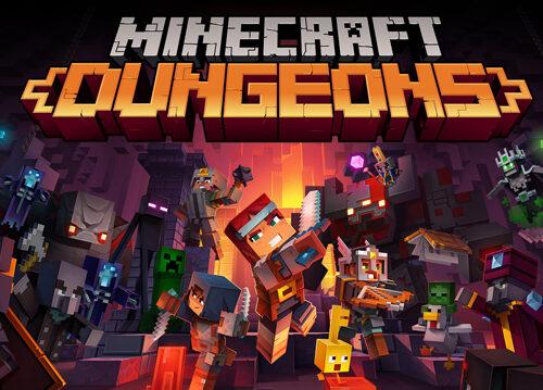Minecraft Dungeons, Hidden Depths