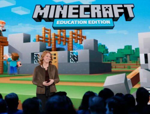 Minecraft Edição Educação
