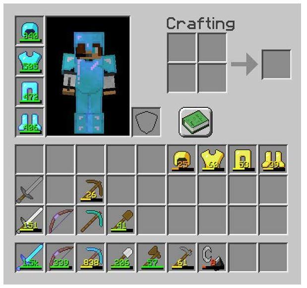 Baixar Durability101 Mod para o Minecraft