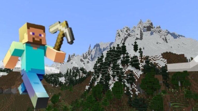 Minecraft 1.18 snapshot 6