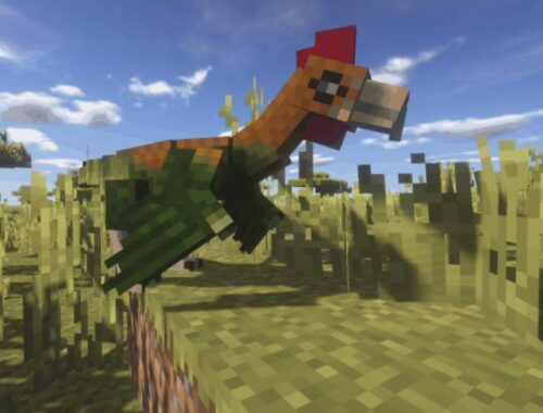 minecraft ice and dragons mod