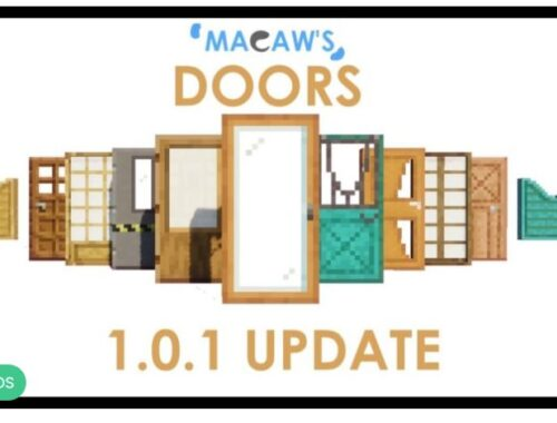 Macaws mod minecraft 1.17