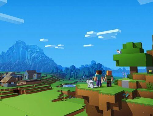 melhores sementes de Minecraft